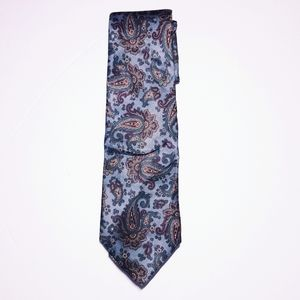 #1092 Robert Talbott Mens Suit Tie Nordstrom Silk